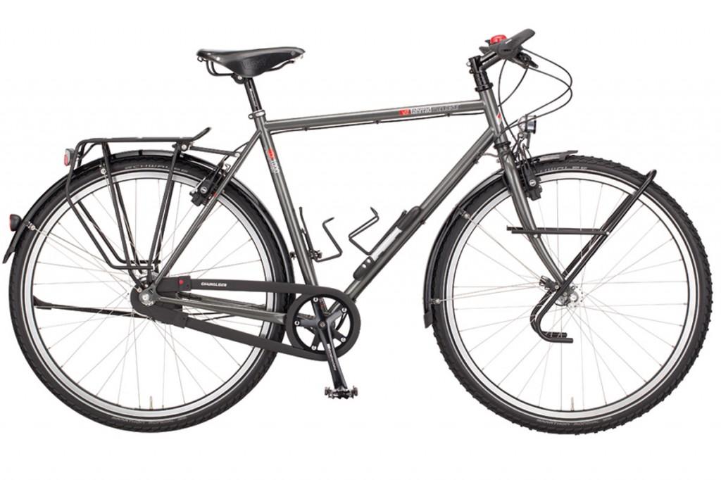 VSF tx1000 bij Casa de Ciclistas Gent